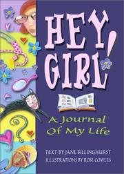 Cover of: Hey Girl!