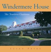 Cover of: Windermere House