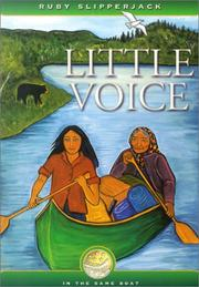 Cover of: Little Voice (In the Same Boat Series, 4)