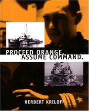 Cover of: Proceed Orange. Assume Command
