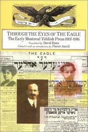 Cover of: Through the eyes of The eagle