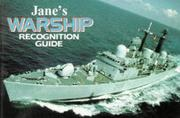 Jane's warship recognition guide by Faulkner, Keith