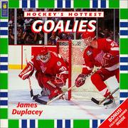 Cover of: Goalies (Hockey's Hottest)