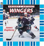 Cover of: Wingers (Hockey's Hottest)