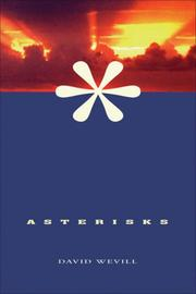 Cover of: Asterisks