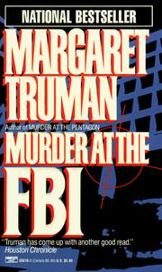 Cover of: Murder at the FBI (Capital Crime Mysteries)