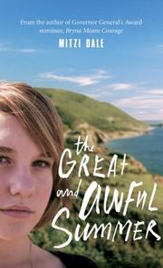 Cover of: The Great and Awful Summer