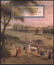 Cover of: Broadview Anthology of British Literature Concise Volume A |