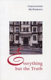 Cover of: Everything but the Truth