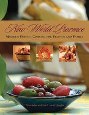Cover of: New World Provence | Alessandra Quaglia