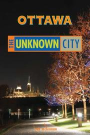 Cover of: Ottawa
