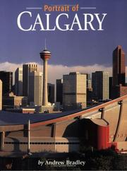 Cover of: A Portrait of Calgary (Portrait Of...)