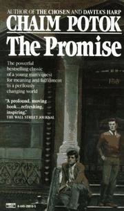 Cover of: The Promise | Chaim Potok