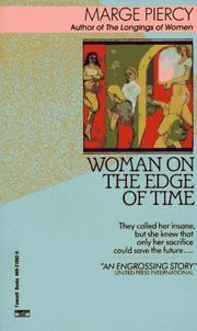 Cover of: Woman on the Edge of Time | Marge Piercy
