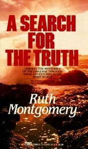 Cover of: A Search For the Truth