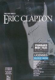 Cover of: Songs Made Famous by Eric Clapton