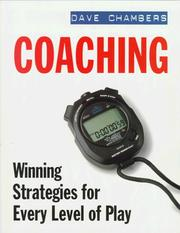 Cover of: Coaching