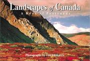 Cover of: Landscapes of Canada |