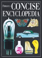 Cover of: Firefly Concise Encyclopedia