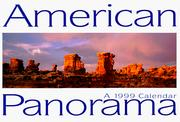 Cover of: American Panorama Calendar | Firefly Books