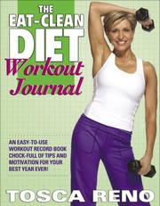 Cover of: The Eat-Clean Diet Workout Journal
