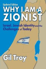 Cover of: Why I am a Zionist