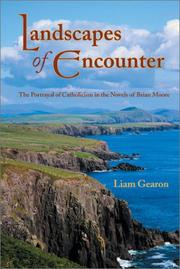 Cover of: Landscapes of Encounter | Liam Gearon