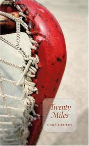 Cover of: Twenty Miles | Cara Hedley