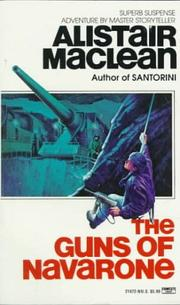 Cover of: The Guns of Navarone