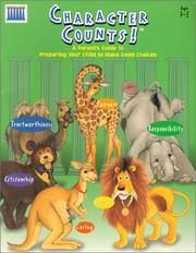 Cover of: Character Counts! | O. L. Pearce