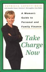 Cover of: Take Charge Now