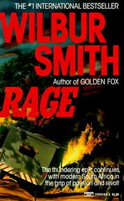 Cover of: Rage