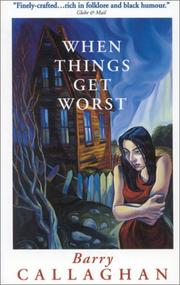 Cover of: When things get worst