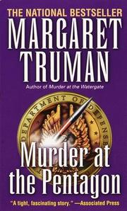 Cover of: Murder at the Pentagon (Capital Crime Mysteries)