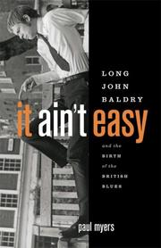 Cover of: It Ain't Easy