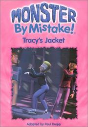 Cover of: Tracy's Jacket (Monster By Mistake)