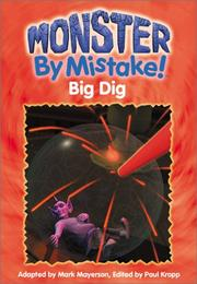 Cover of: Monster by Mistake