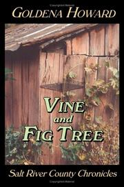 Cover of: Vine and Fig Tree | Goldena Roland Howard