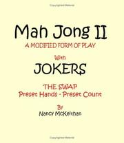 Cover of: Mah Jong II | Nancy McKeithan