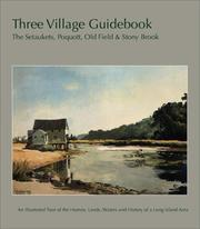 Cover of: Three Village Guidebook
