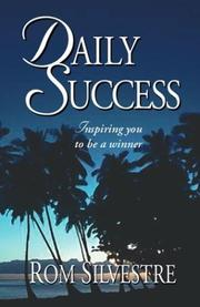 Cover of: Daily Success | Rom Silvestre