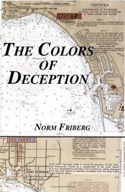 Cover of: The Colors of Deception | Norman Friberg