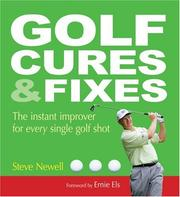 Cover of: Golf Cures and Fixes