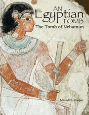 Cover of: An Egyptian tomb