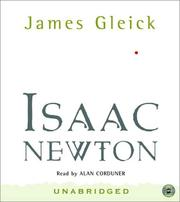 Cover of: Isaac Newton CD