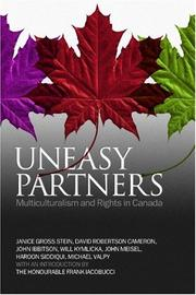 Cover of: Uneasy Partners: Multiculturalism and Rights in Canada