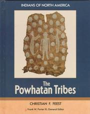 Cover of: The Powhatan Tribes (Indians of North America)