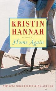 Cover of: Home again: A Novel