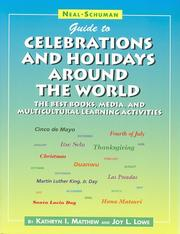 Cover of: Neal-Schuman guide to celebrations and holidays around the world