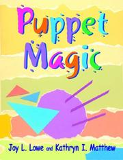 Cover of: Puppet magic